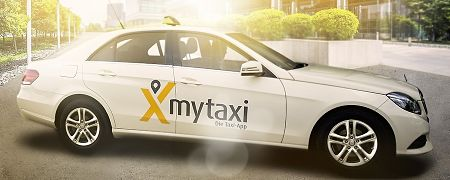 London's black cabs join the ride hail movement via Mytaxi app